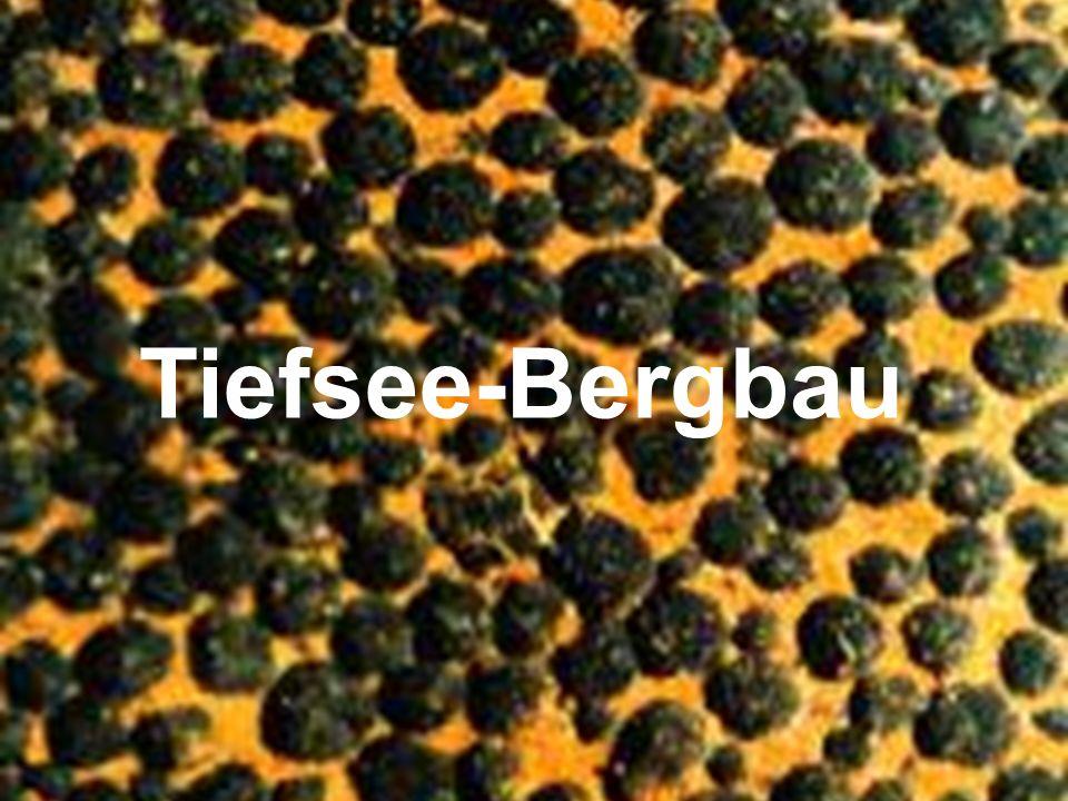 Tiefsee-Bergbau