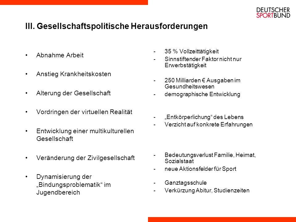 Angebotsgestaltung Organisationsstrukturen Teilnehmerbindung Allianzen/Kooperationen etc.