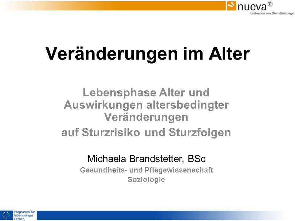 Akute und chronische Erkrankungen: Wahrnehmungsstörungen, z.B.