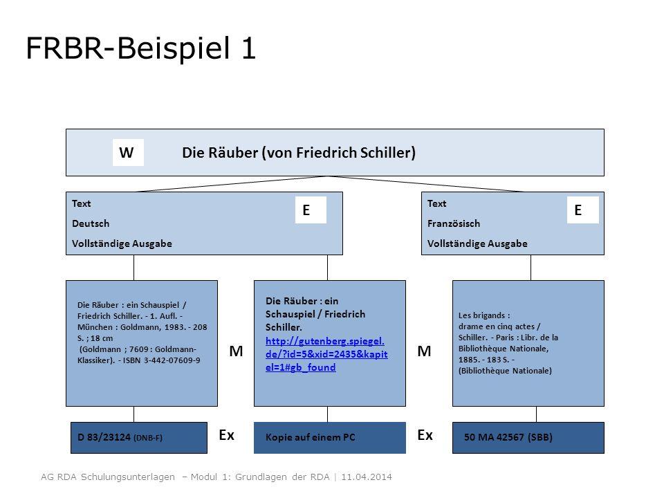 Die Räuber (von Friedrich Schiller) Die Räuber : ein Schauspiel / Friedrich Schiller. - 1. Aufl. - München : Goldmann, 1983. - 208 S. ; 18 cm (Goldman
