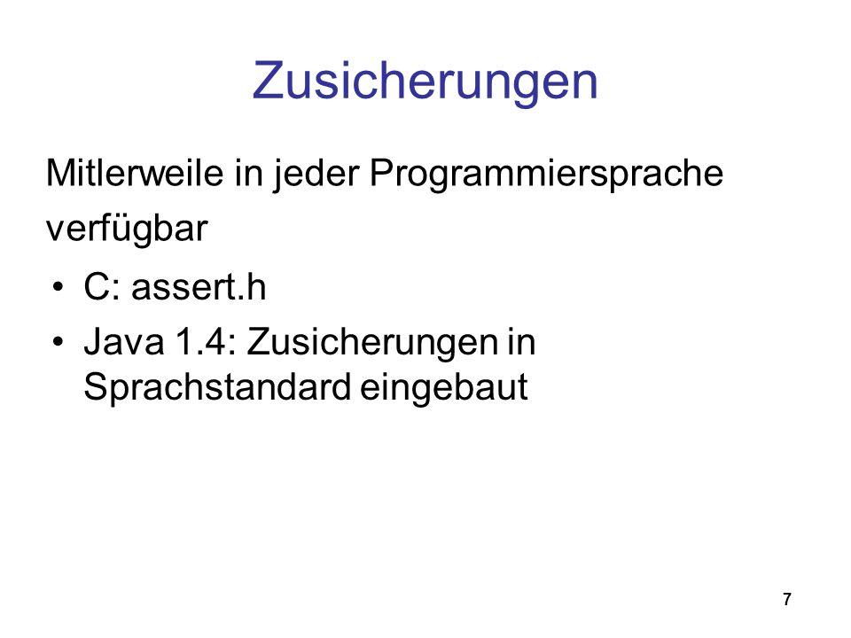 48 Ergebnis: Zuverlässigkeit Programme der jContract-Gruppe tendenziell zuverlässiger pval = 0.11