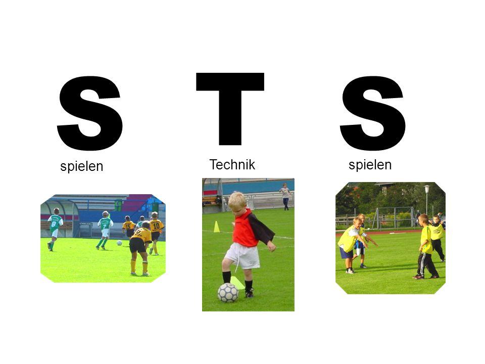 S T S spielen Technikspielen