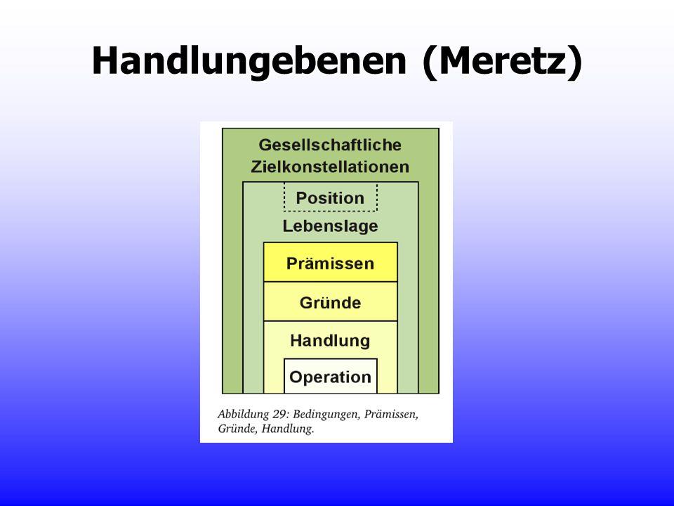 Handlungebenen (Meretz)
