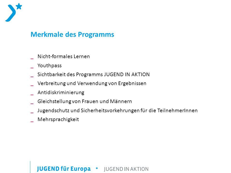 Aktion 5 – Unterstützung der Europäischen Zusammenarbeit im Jugendbereich Aktion 5.1 Begegnungen junger Menschen mit Verantwortlichen der Jugendpolitik (dezentral) Aktion 5.2 Unterstützung von Tätigkeiten zur Verbesserung des Verständnisses und des Kenntniserwerbs im Jugendbereich (zentral) Aktion 5.3 Zusammenarbeit mit internationalen Organisationen (zentral)