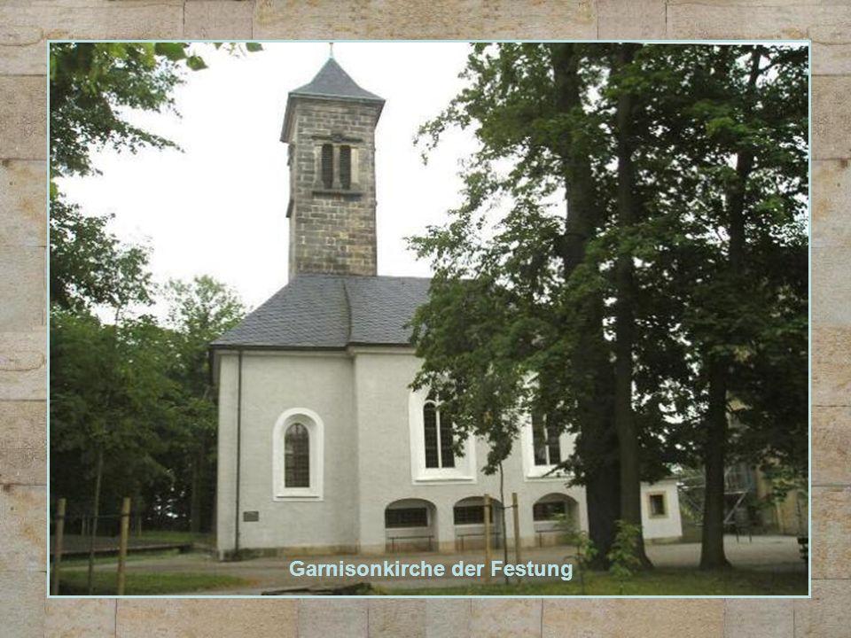 Garnisonkirche der Festung