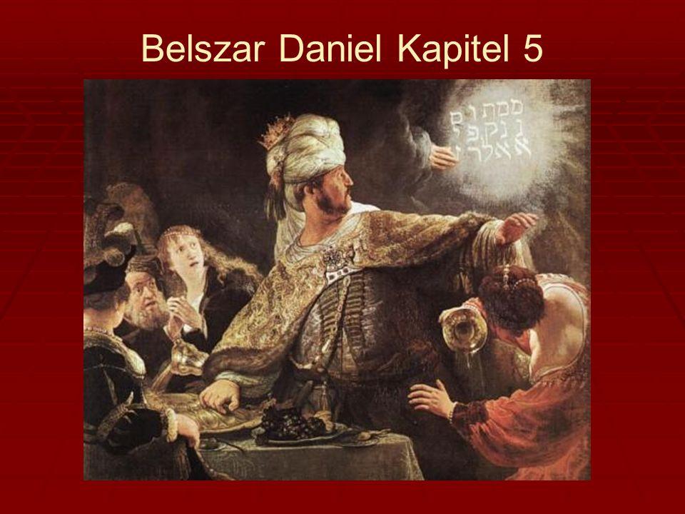 Belszar Daniel Kapitel 5