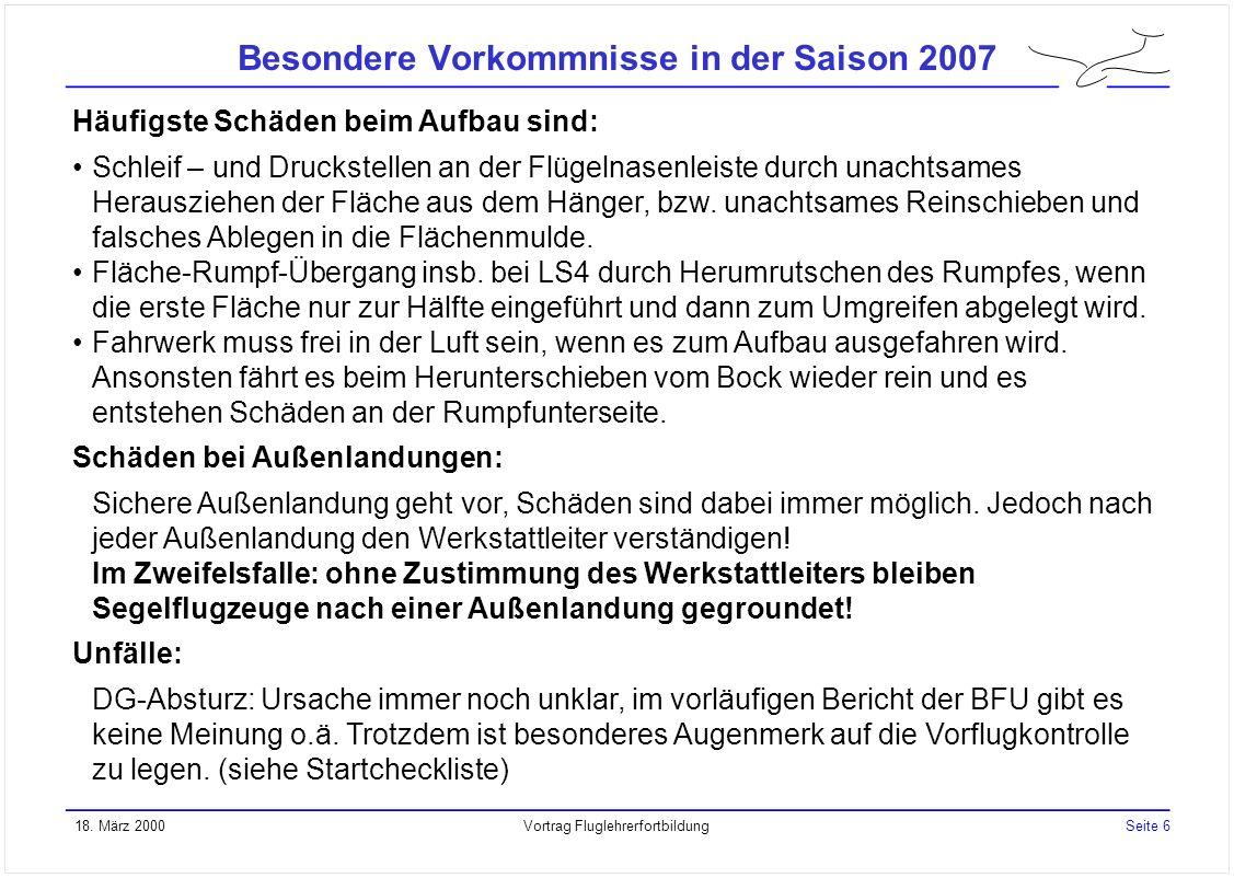 Flugbetrieb in Oberpfaffenhofen – IFR und CTR Alternative Platzrunden: Testflugbetrieb: