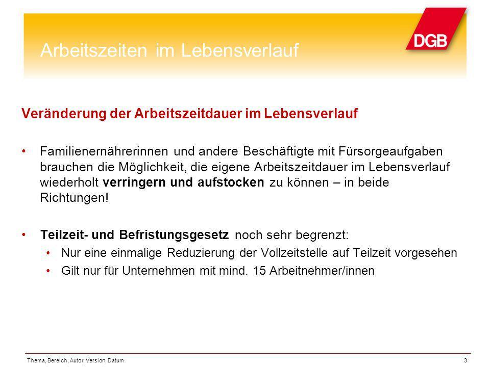 Vielen Dank für die Aufmerksamkeit! Für weitere Informationen: www.familienernaehrerin.de 15