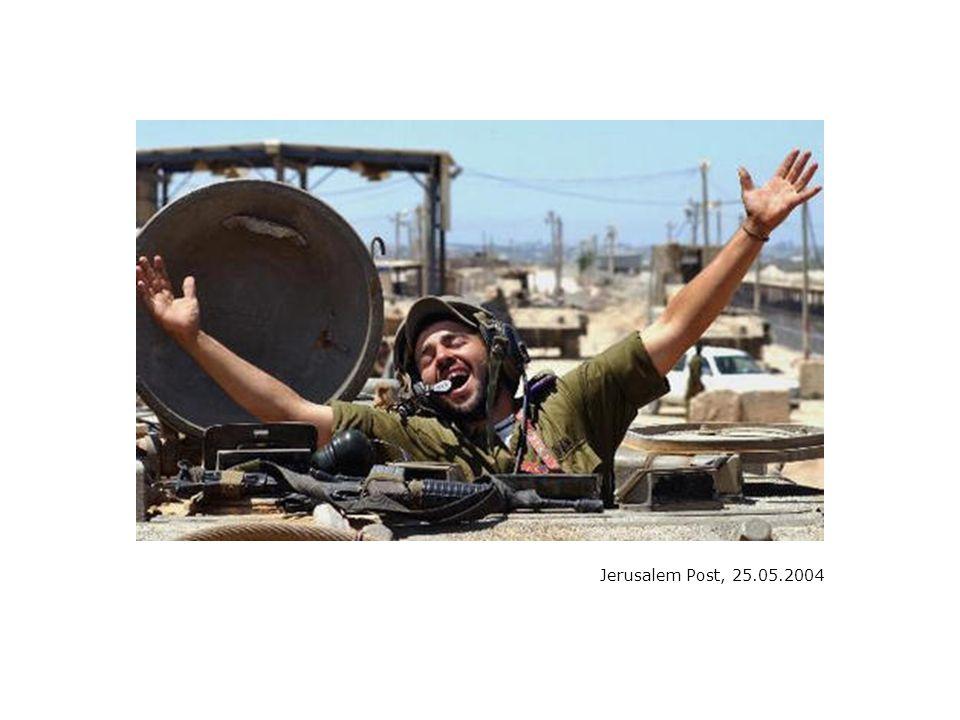 Jerusalem Post, 25.05.2004