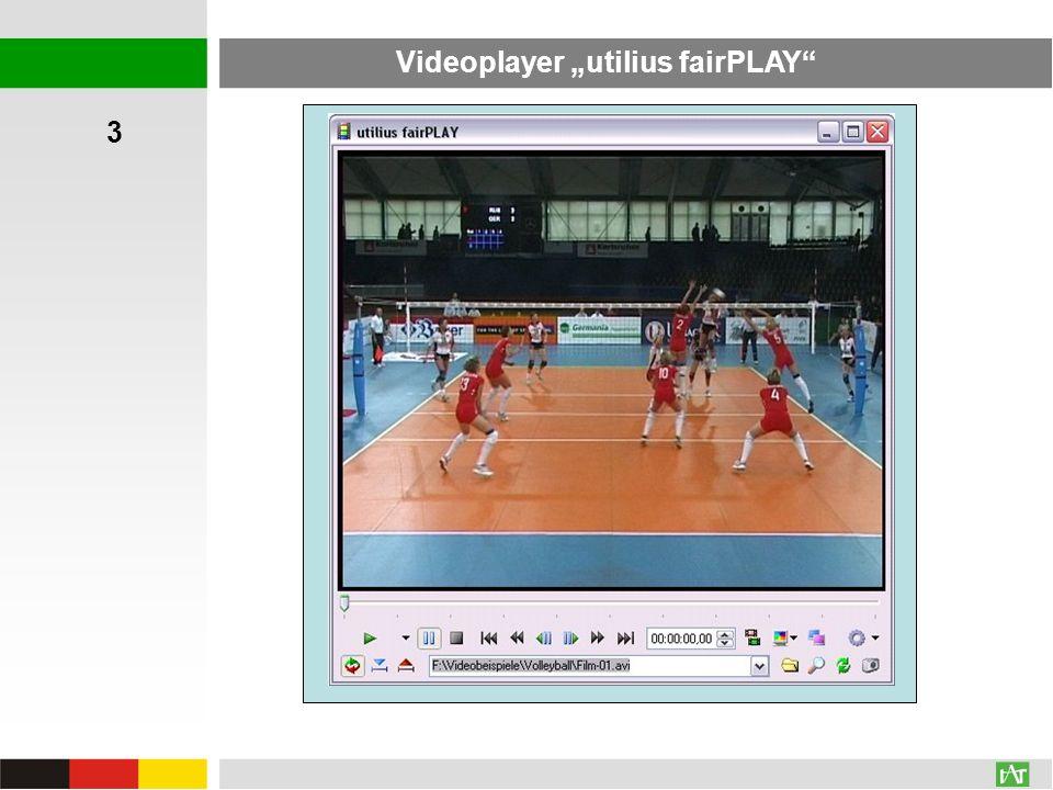 Videoplayer utilius fairPLAY 3