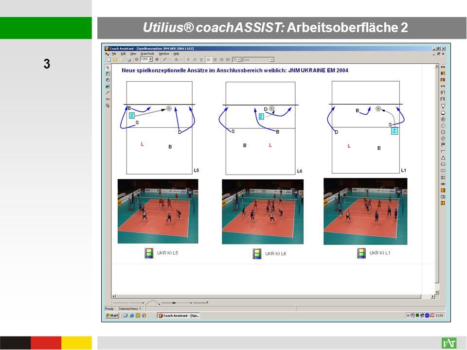 Badminton: Kopplung von Grafik und Video (Link) 4