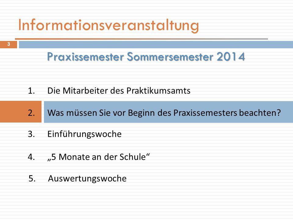 Einführungswoche Fachdidaktik im Praxissemester 14 Übersicht über die Dozenten 05.02.2014 | Informationsveranstaltung | http://www.lbf.uni-jena.de/LBF.html