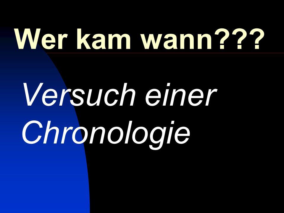 Schuljahr 2000/01 Beisammen sind wir, fanget an! Johann Wolfgang von Goethe