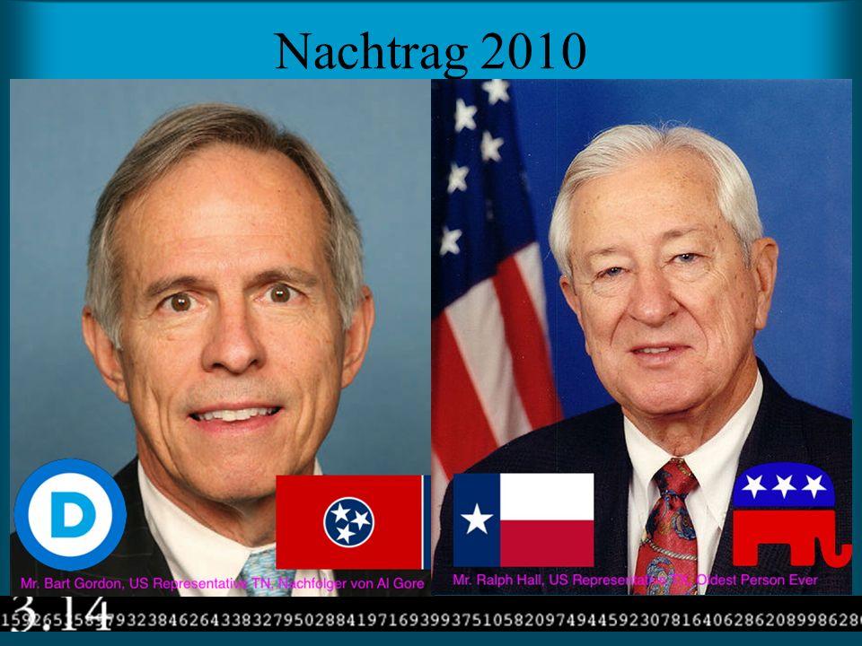 Nachtrag 2010
