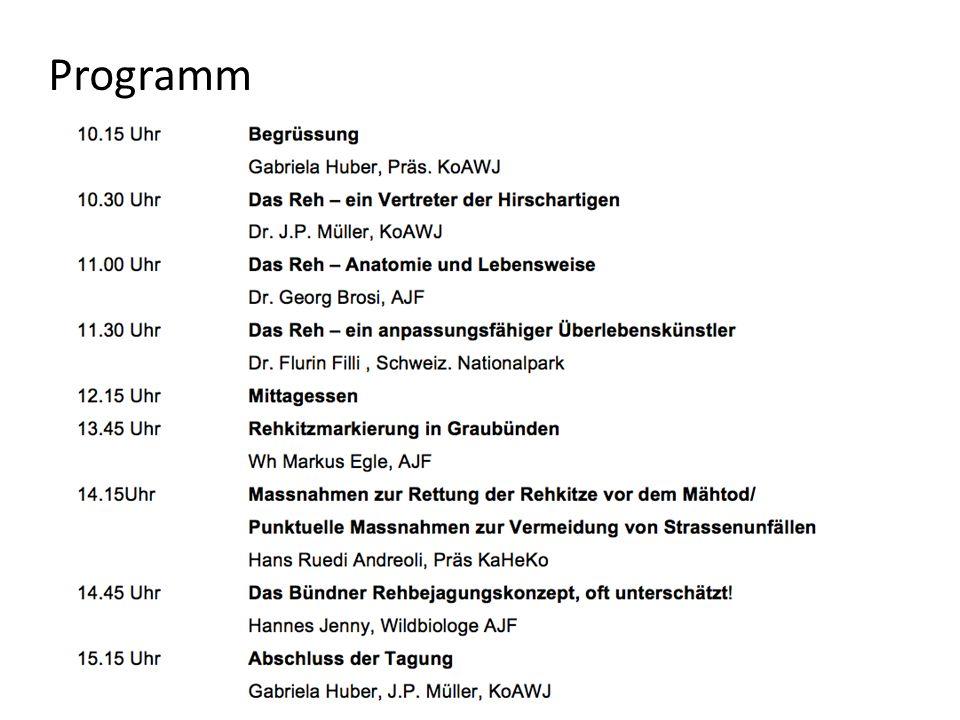 Programm