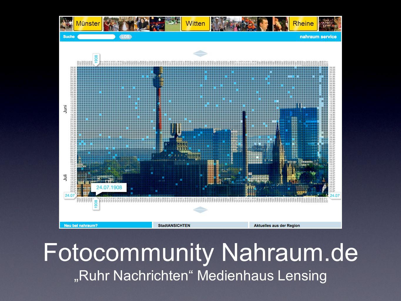 Fotocommunity Nahraum.de Ruhr Nachrichten Medienhaus Lensing