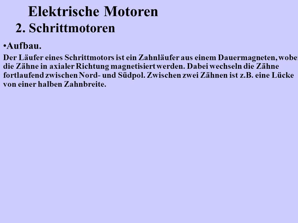 Elektrische Motoren