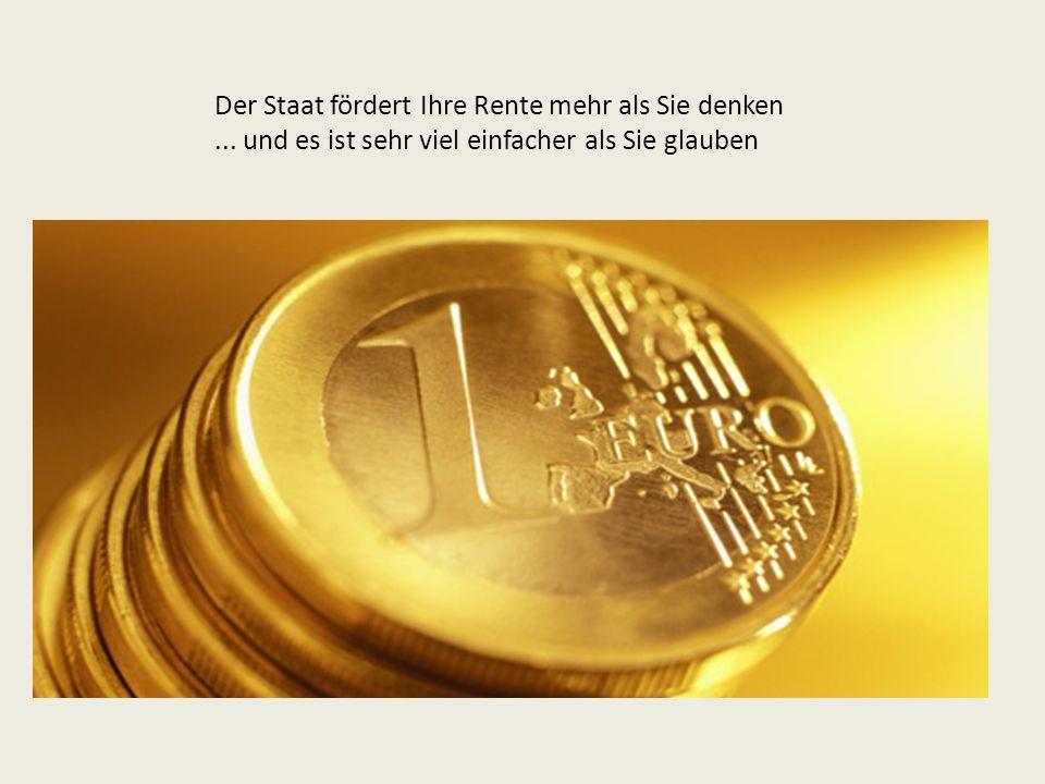 Die wichtigsten Änderungen durch das AltEinkG Seit 2005: Einheitlicher Sockelbetrag in Höhe von 60 EUR p.a.