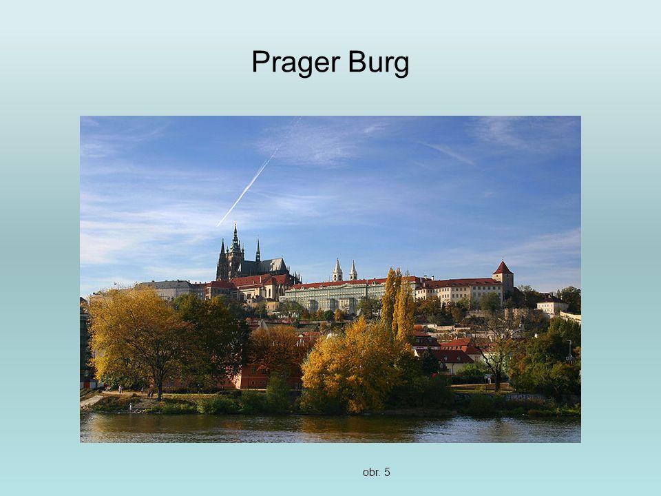 Prager Burg obr. 5