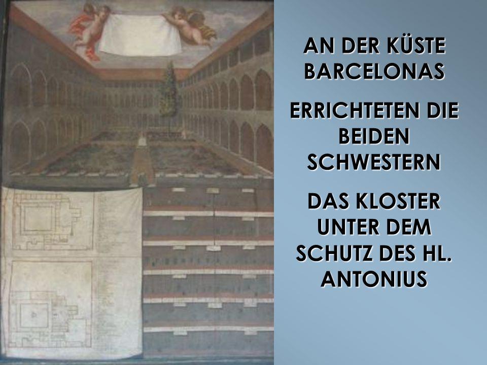 1513 TRAT DIE GEMEINSCHAFT IN DEN BENEDIKTINERORDEN ÜBER.