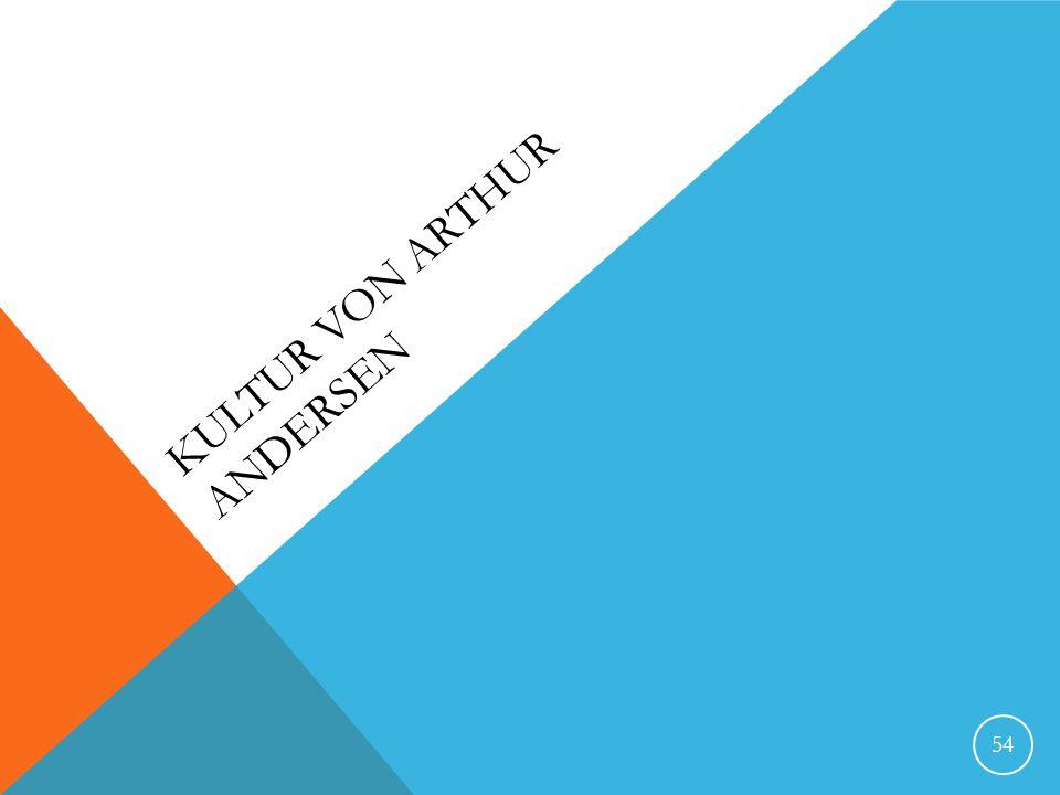 KULTUR VON ARTHUR ANDERSEN 54