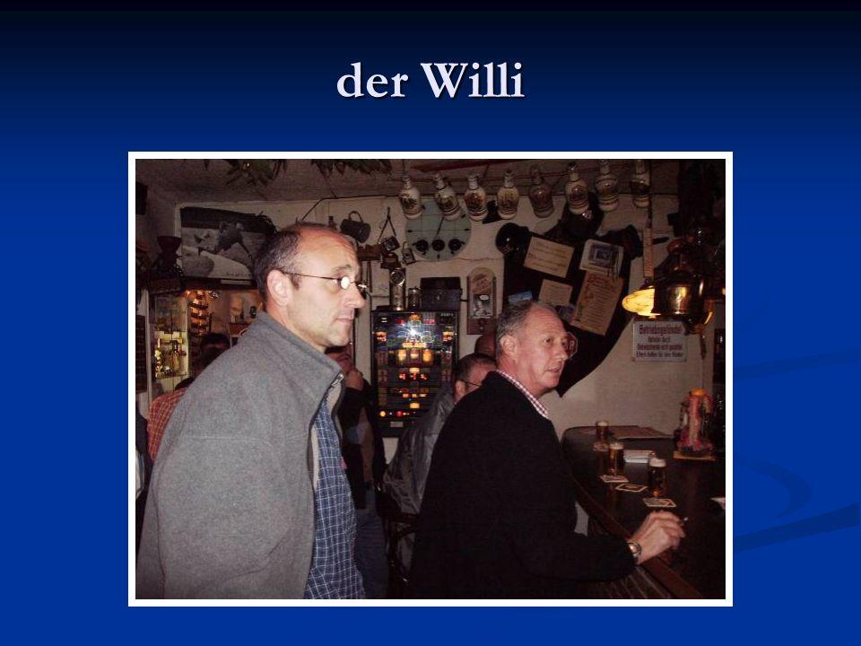 der Willi