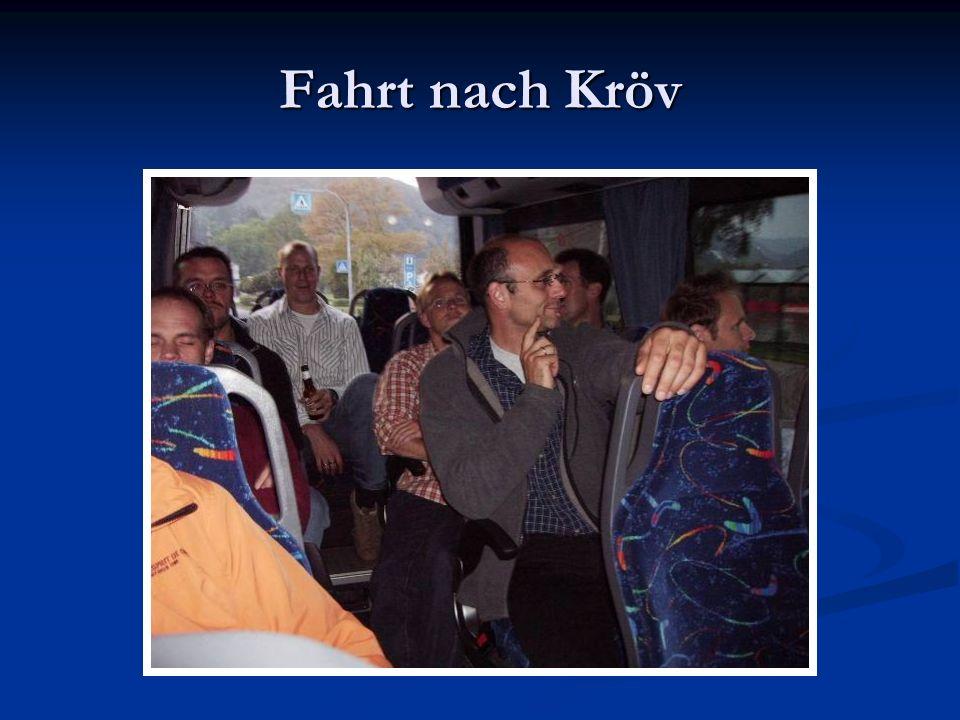 Fahrt nach Kröv