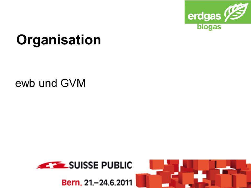 Organisation ewb und GVM