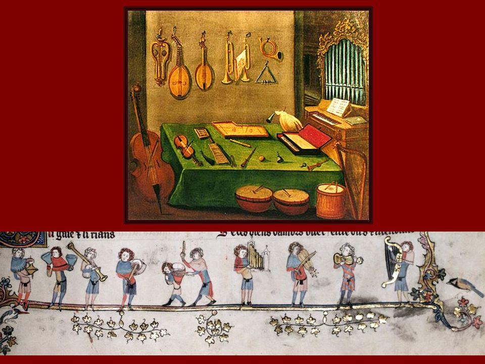 Kastendrehleier Sackpfeife Scheitholt Drehleier Duval Leier Schalmei Musikinstrumente aus dem Mittelalter