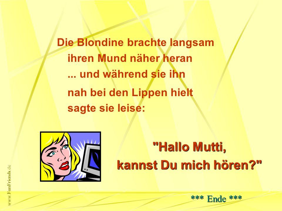 www.FunFriends.de Nun öffne meinen Reißverschluss...