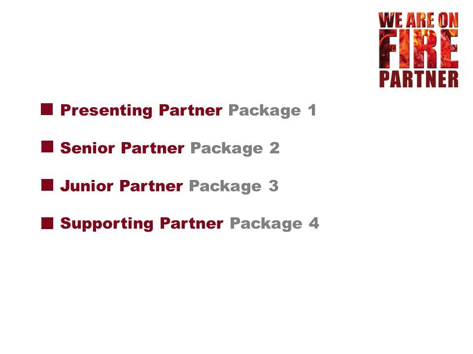 Wir suchen keine Sponsoren.Wir wollen Sie als unseren Partner gewinnen.