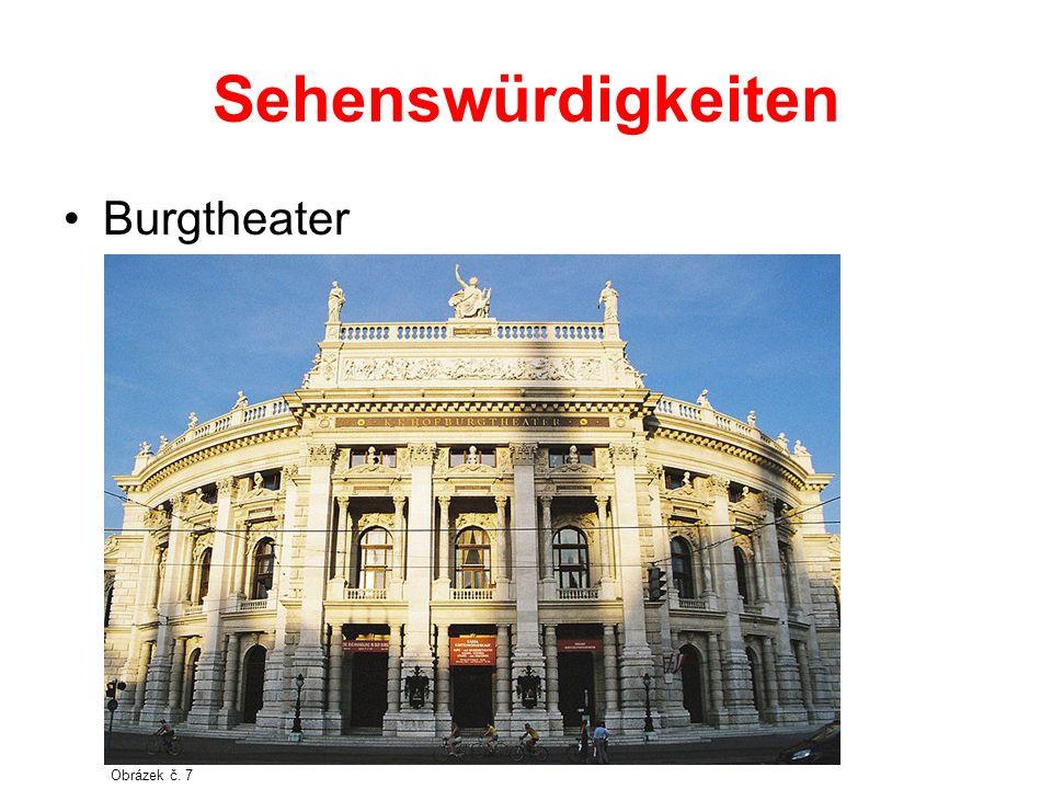 Sehenswürdigkeiten Burgtheater Obrázek č. 7