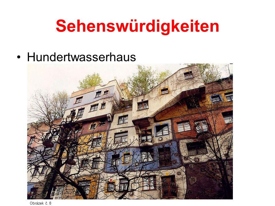 Sehenswürdigkeiten Hundertwasserhaus Obrázek č. 8