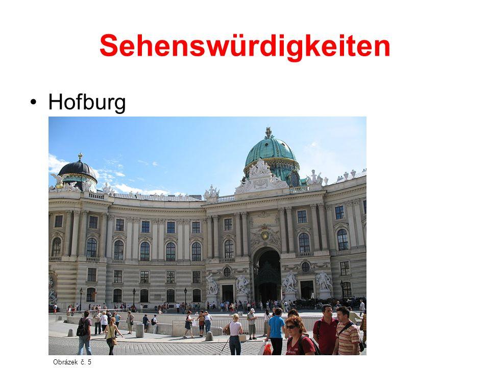 Sehenswürdigkeiten Hofburg Obrázek č. 5