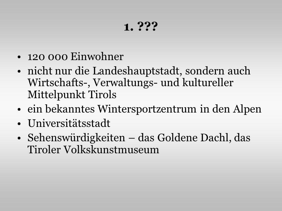 LÖSUNG DER SEHENSWÜRDIGKEITEN 1.ZWINGER, Dresden 2.
