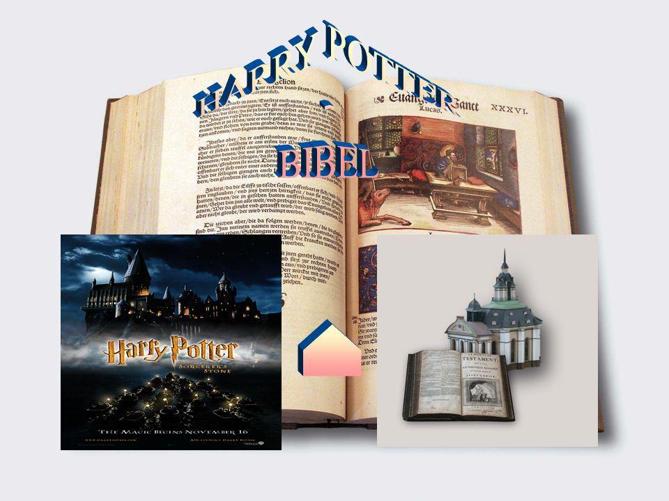 HARRY POTTER - Wie werden Zauberer bei Harry Potter beschrieben.