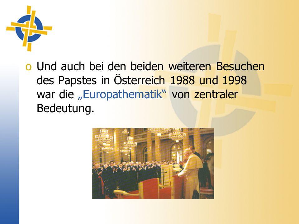 Erste Ideen In den letzten beiden Jahren entwickelten sich innerhalb der katholischen Laienorganisationen – allen voran die Katholische Aktion Österreich, die Arbeitsgemeinschaft Katholischer Verbände sowie der Katholische Laienrat Österreichs – erste Überlegungen für einen neuen Katholikentag in Österreich.