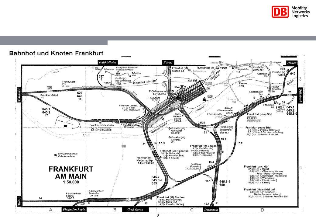 8 Bahnhof und Knoten Frankfurt