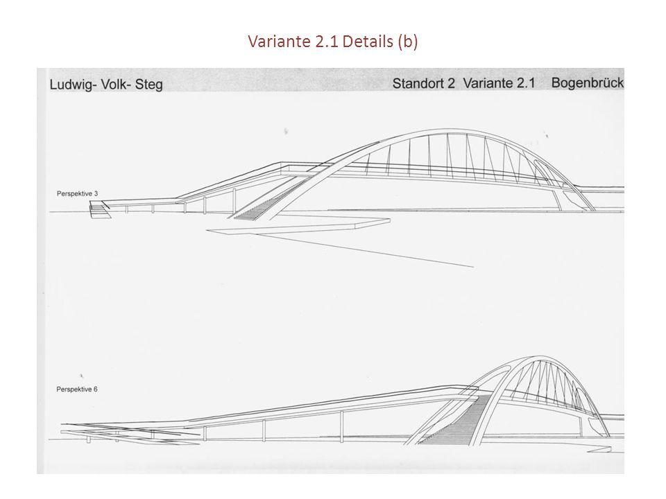 Variante 2.1 Details (b)
