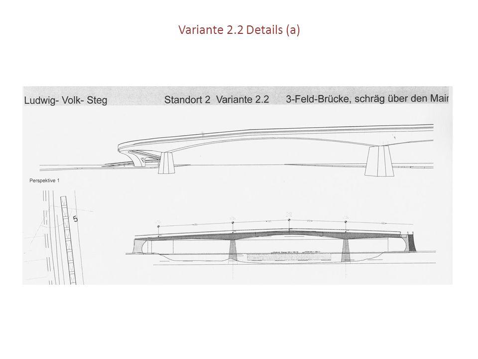 Variante 2.2 Details (a)
