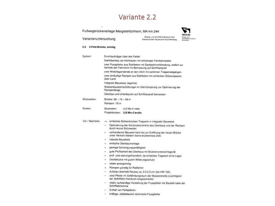 Variante 2.2