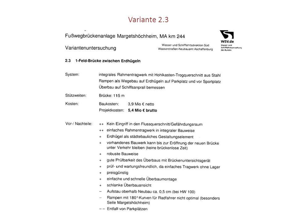 Variante 2.3