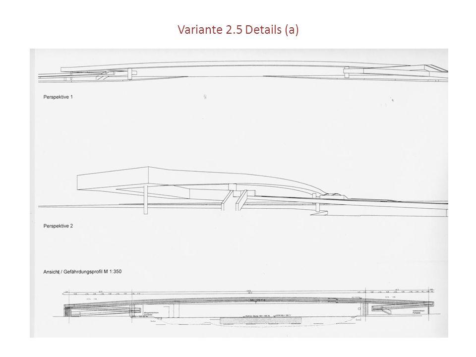 Variante 2.5 Details (a)