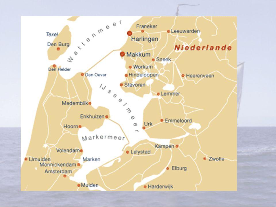 Die Niederlande......haben 16,4 Mill. Einwohner...