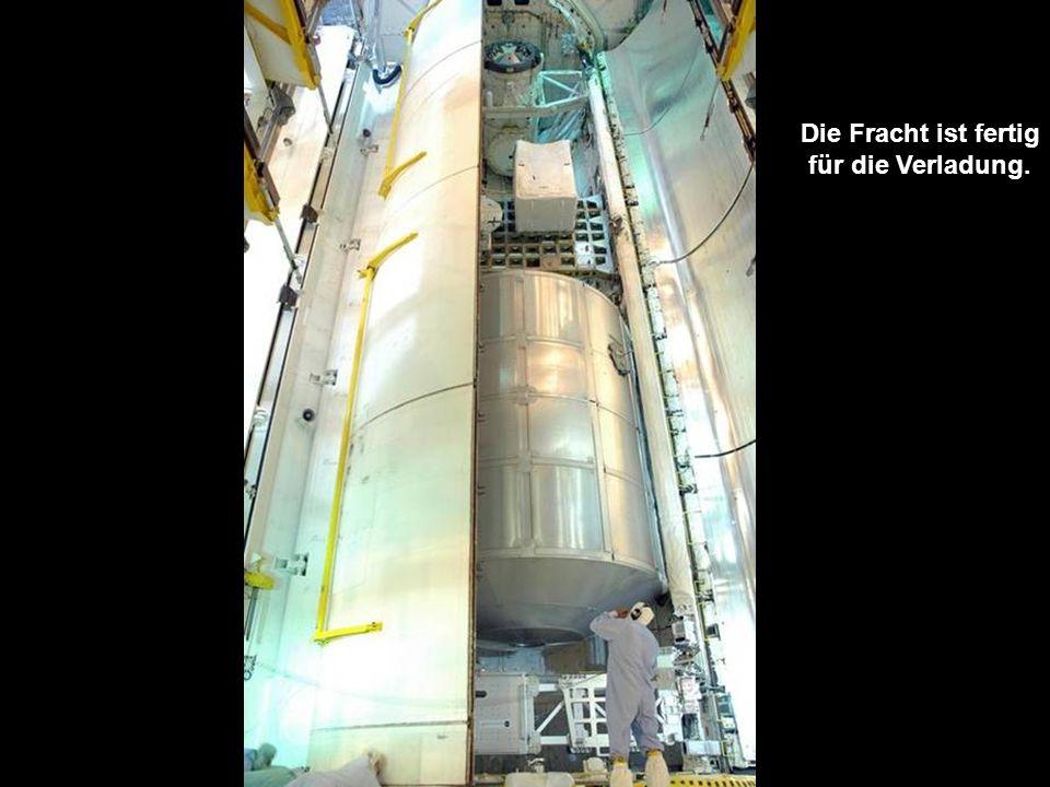 Ein neues Modul für die ISS