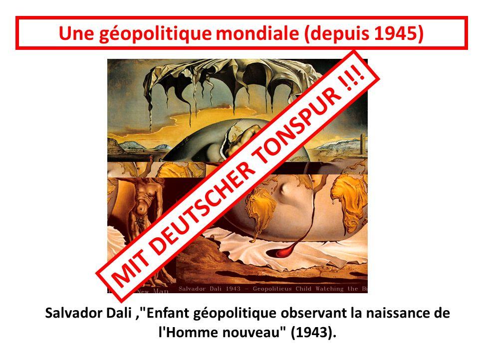 Salvador Dali, Enfant géopolitique observant la naissance de l Homme nouveau (1943).