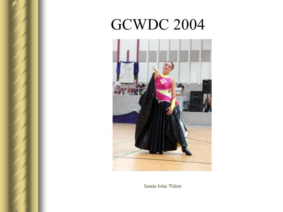 GCWDC 2004 Jasmin beim Walzer
