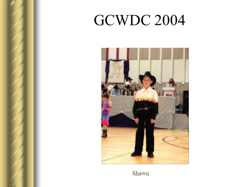 GCWDC 2004 Shawn