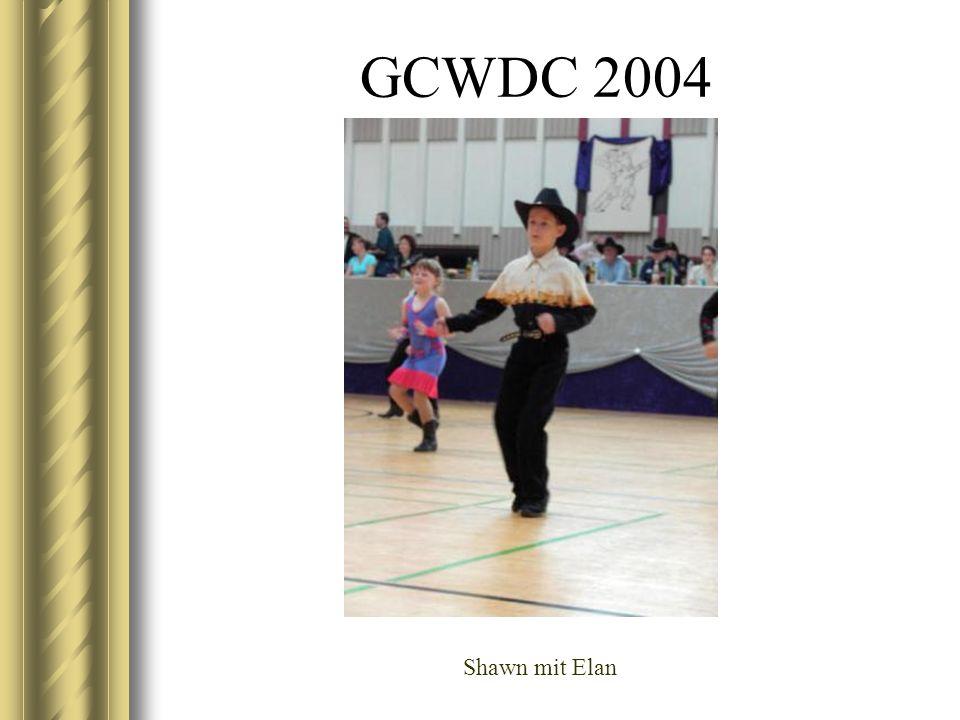 GCWDC 2004 Shawn mit Elan