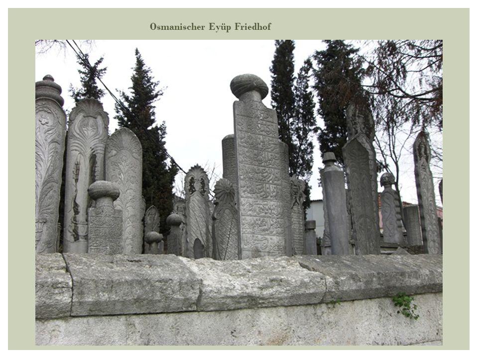 Osmanischer Eyüp Friedhof